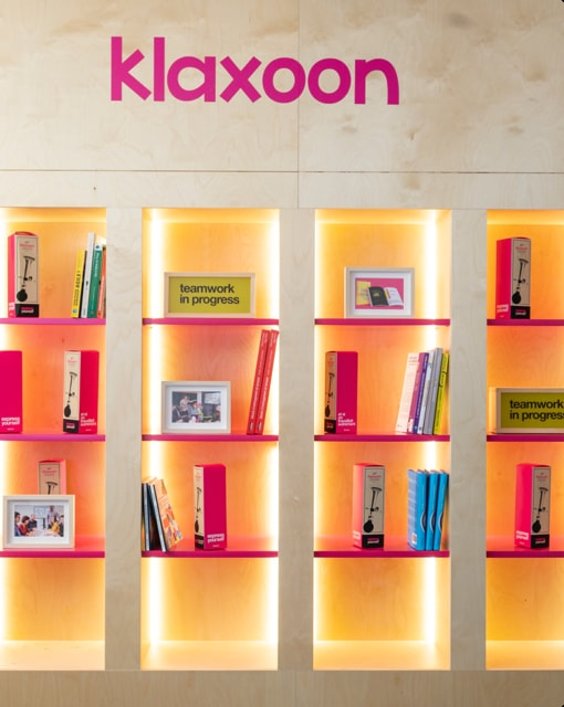 The Klaxoon Store Academy