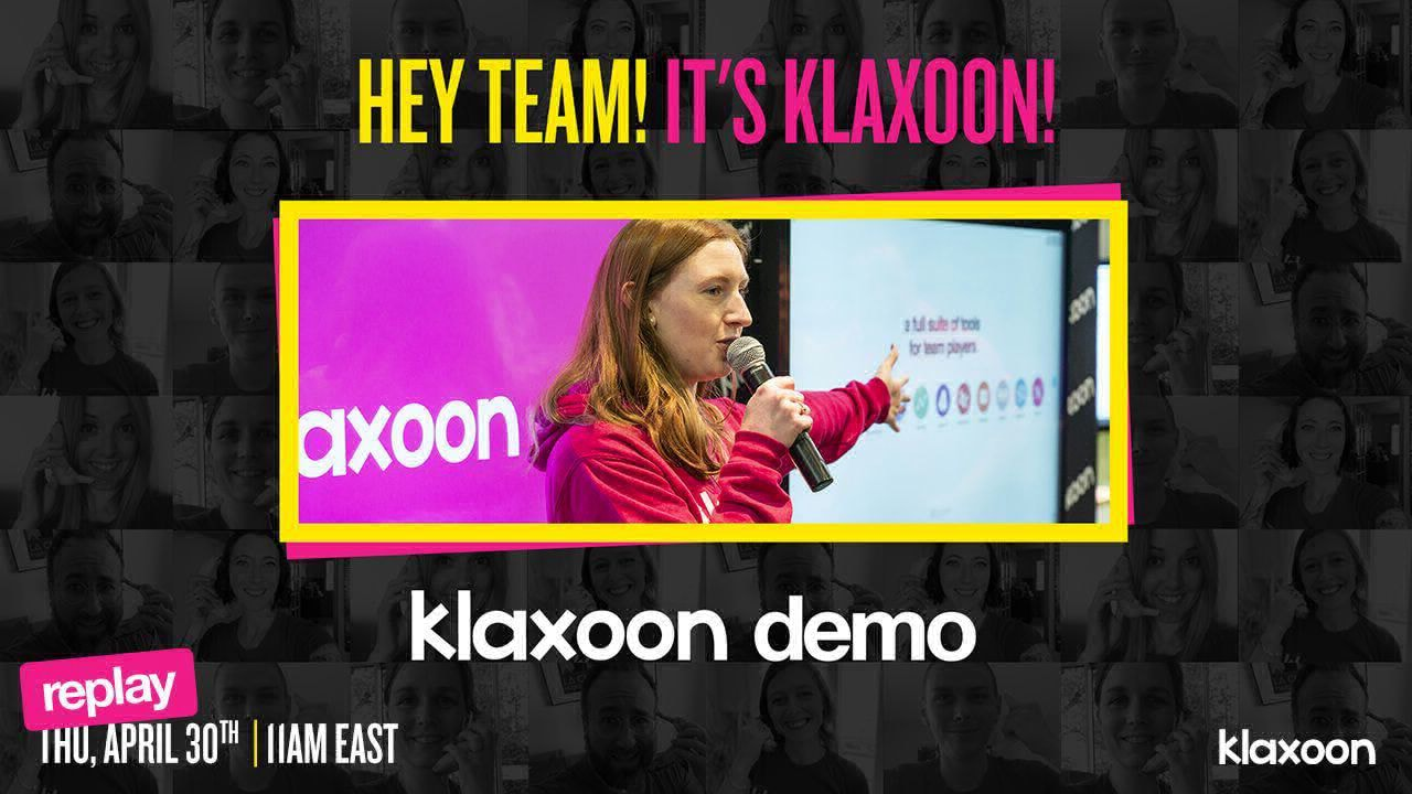 (re)discover the essentials of Klaxoon in 15 minutes